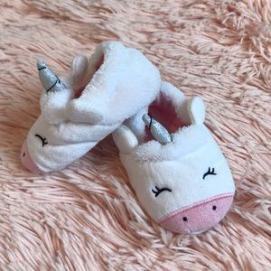 Baby Unicorn slippers